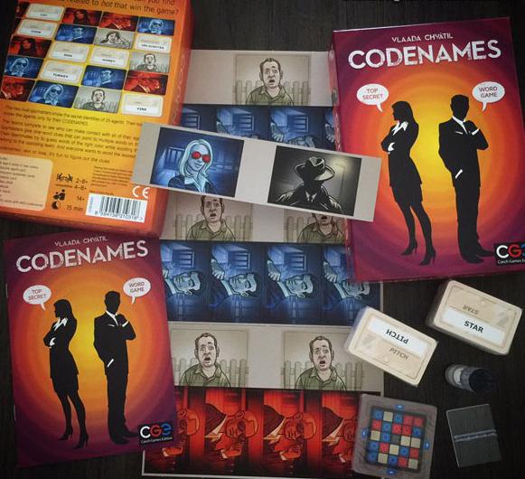 Codenames juegos de coaching