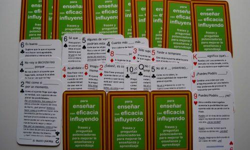 Barajas de lenguajes Juegos de Coaching