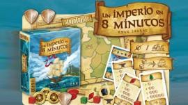 Un imperio en 8 minutos.Juegos de Coaching