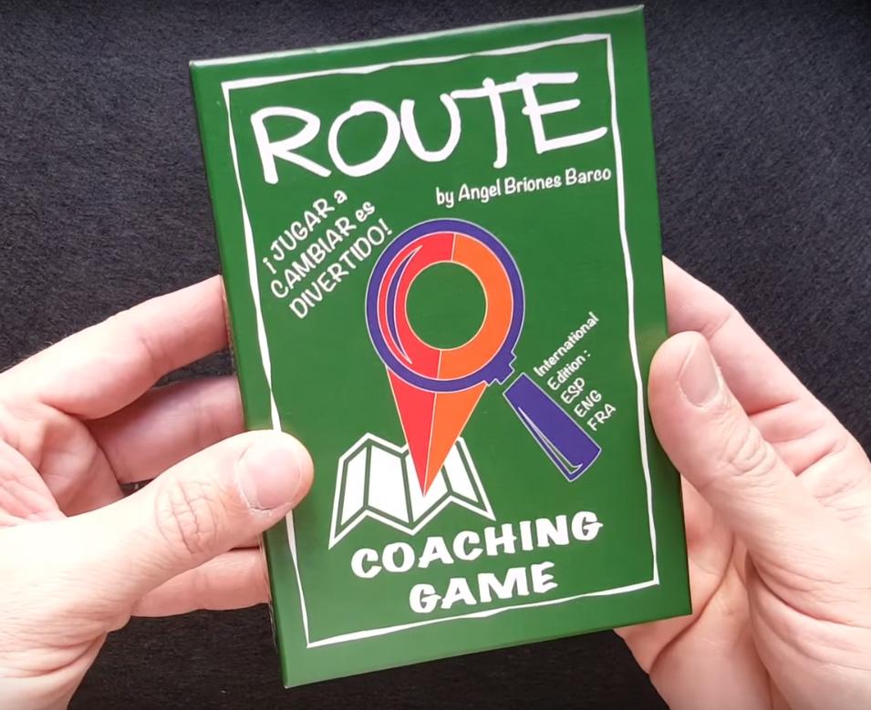 ROUTE Juegos de Coaching